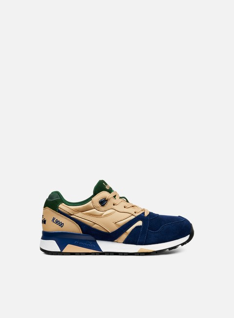 Sale Outlet Low Sneakers Diadora N9000 Double L