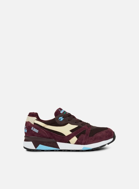 sneakers diadora n9000 italia after dark decadent chocolate