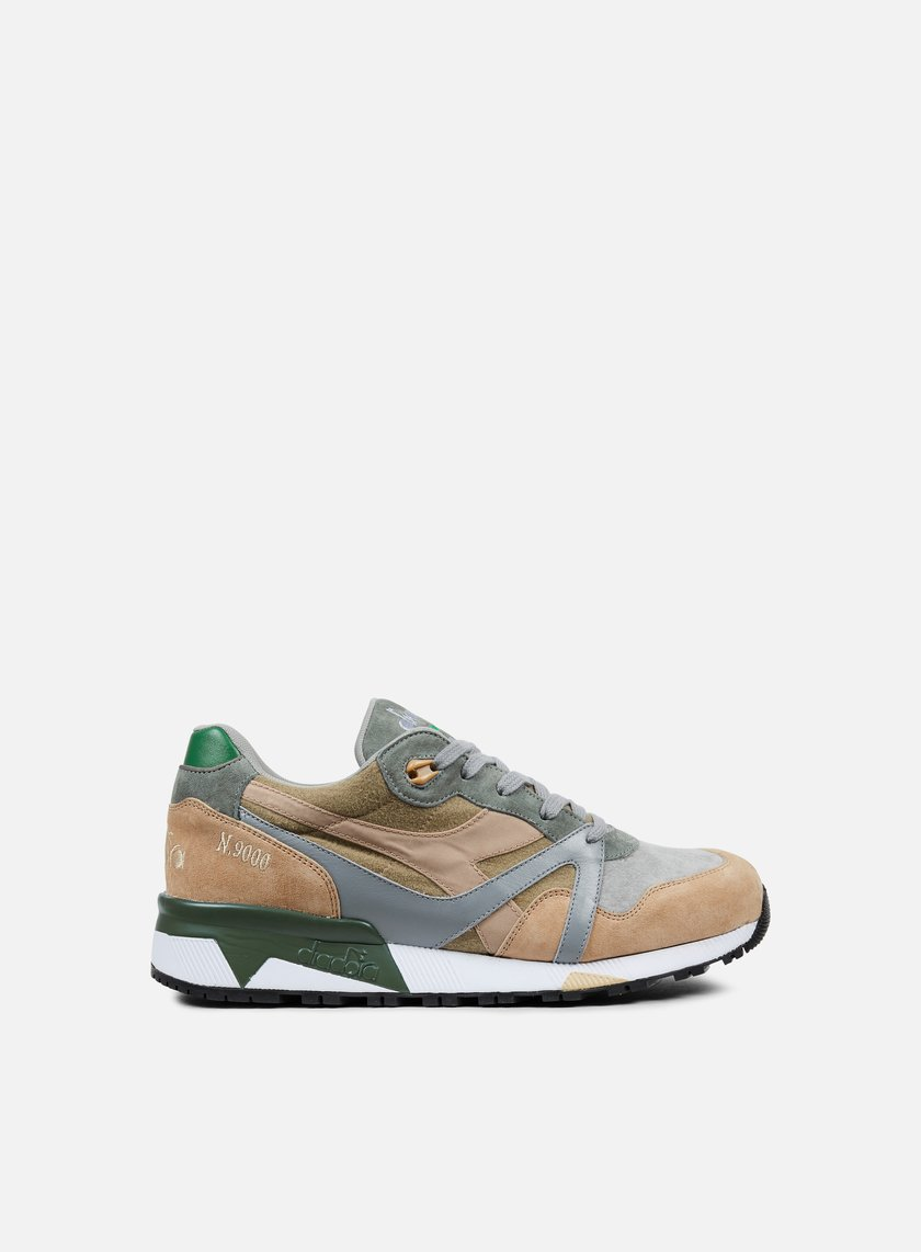 Diadora - N9000 Italia Alpini, Green Laurel Wreath