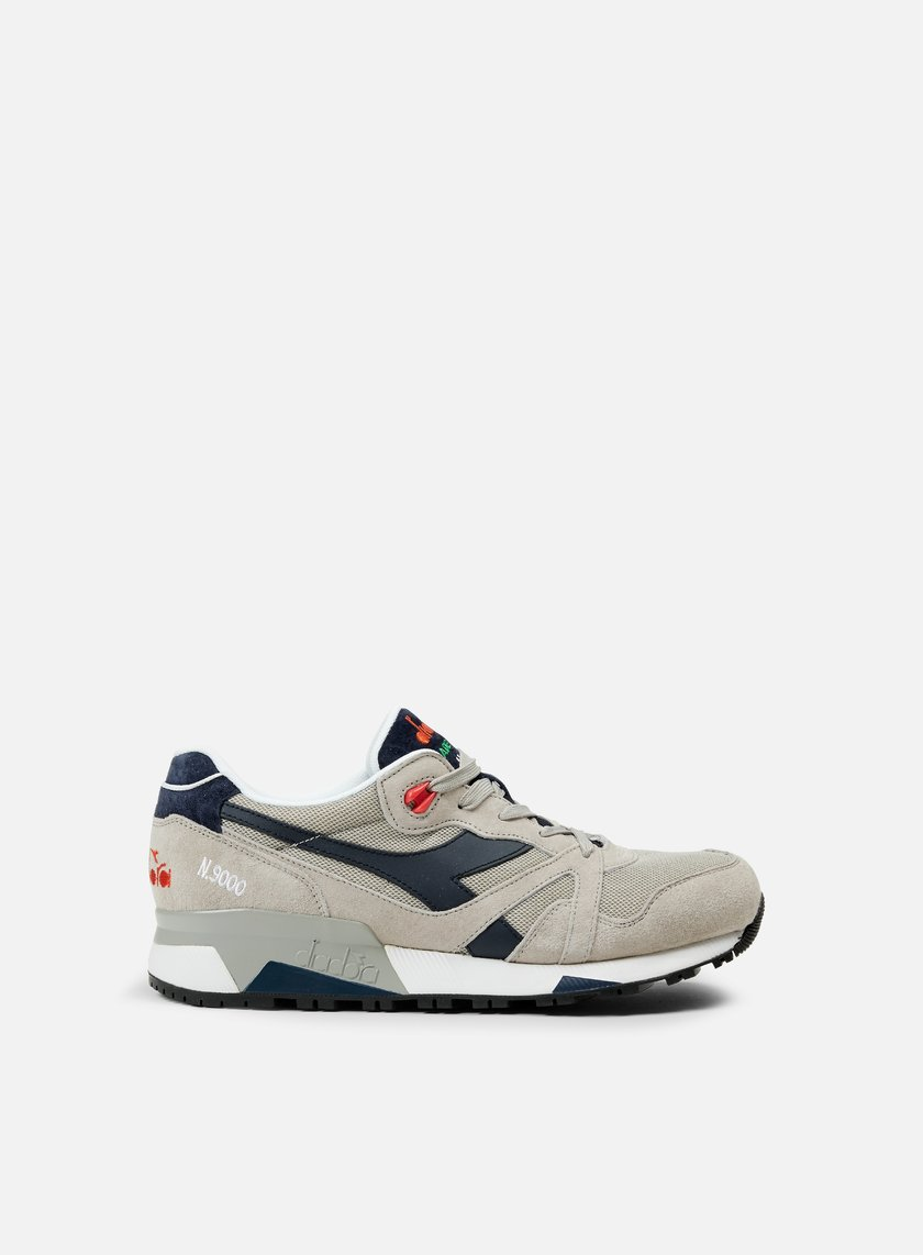 Diadora - N9000 Italia, Blue Nights/Paloma Grey