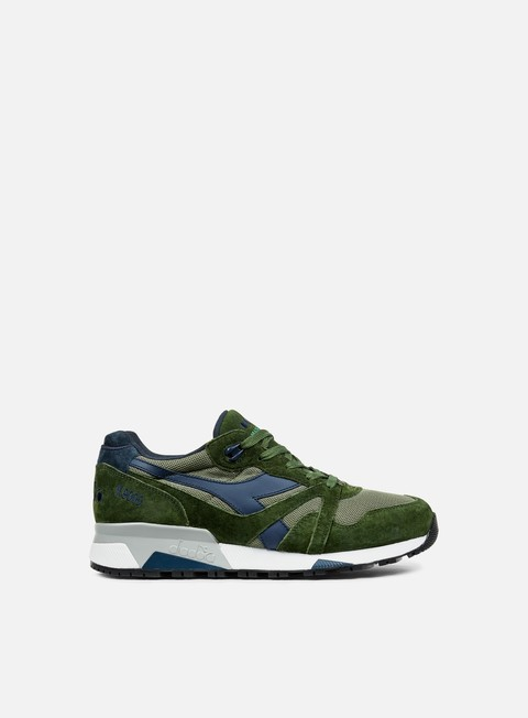 sneakers diadora n9000 italia olivine blue nights