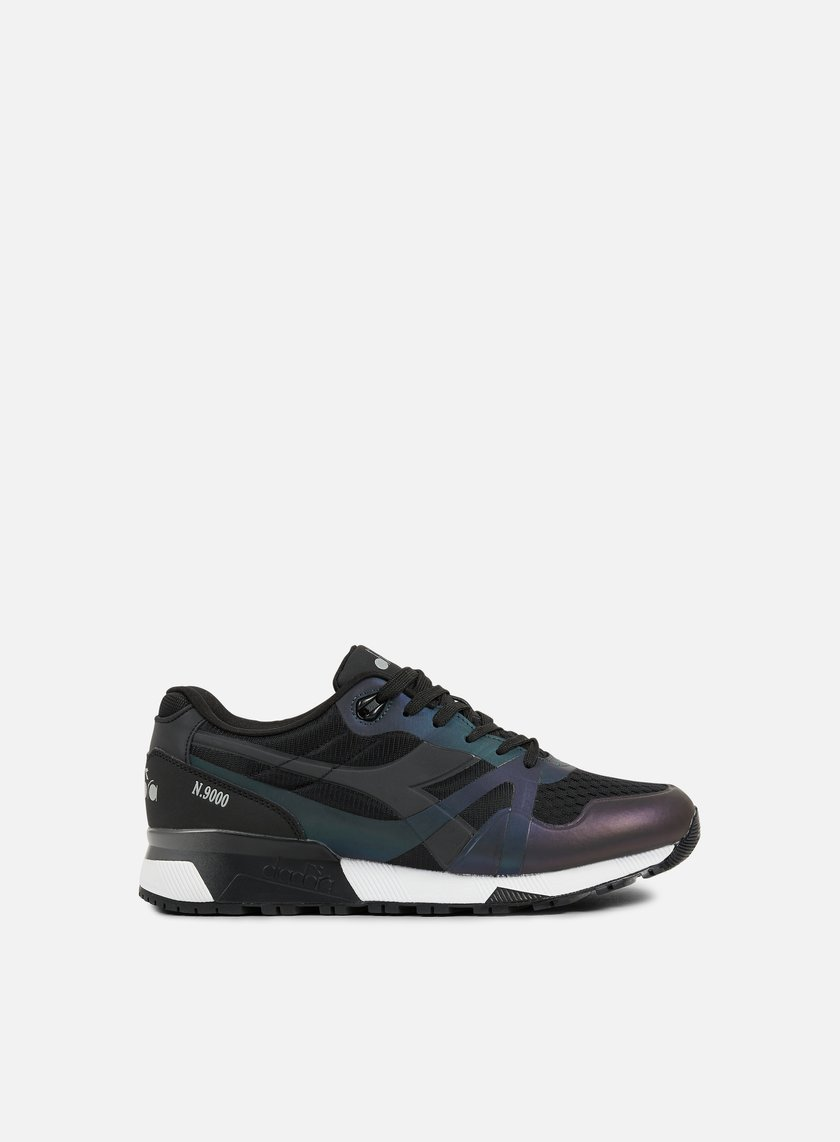 Diadora - N9000 MM Hologram, Black