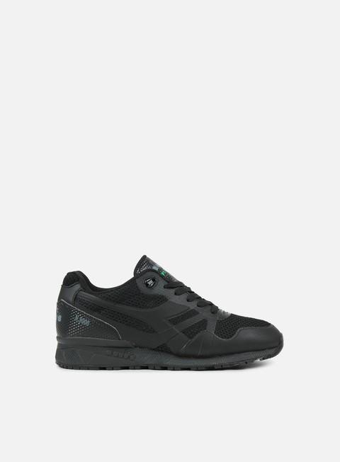 sneakers diadora n9000 moderna black black