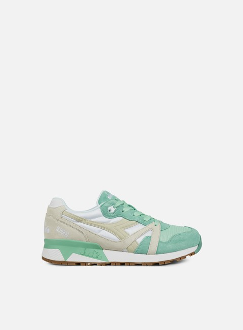 sneakers diadora n9000 nyl ice green beige birch