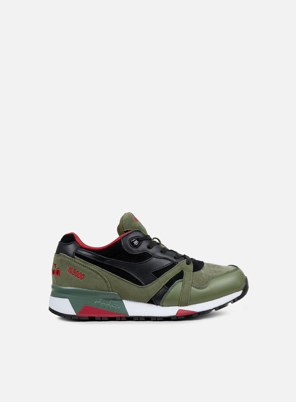 DIADORA N9000 Premium € 70 Sneakers Basse  568afd7fe5f