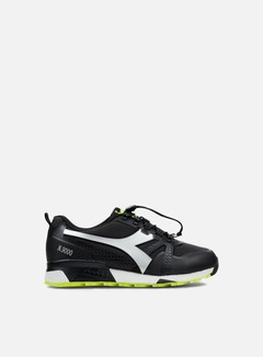 Diadora - N9000 WNT Bright, Black/Silver 1