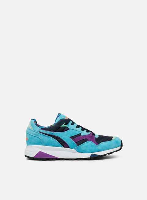 Sale Outlet Low Sneakers Diadora N9002 MII Valanga Azzurra