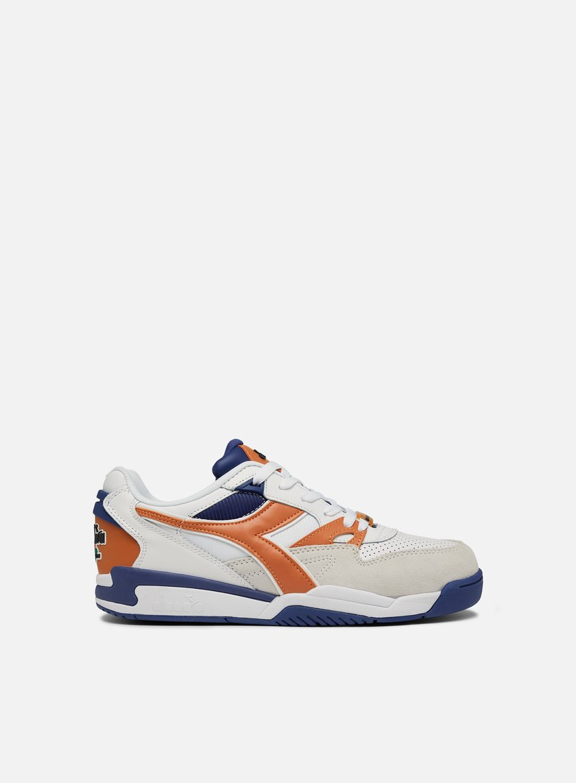 Diadora Rebound Ace White Orange