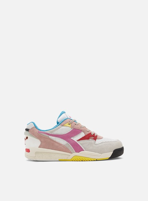 Outlet e Saldi Sneakers Basse Diadora Rebound Ace Pink Panther