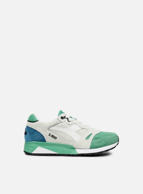 sneakers diadora s8000 italia white winter green
