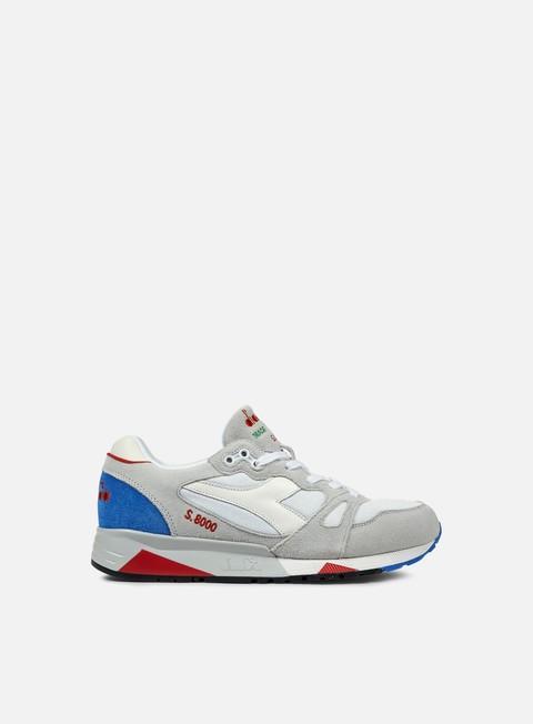 sneakers diadora s8000 nyl italia white micro blue