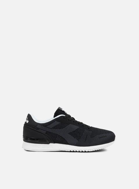 sneakers diadora titan weave black