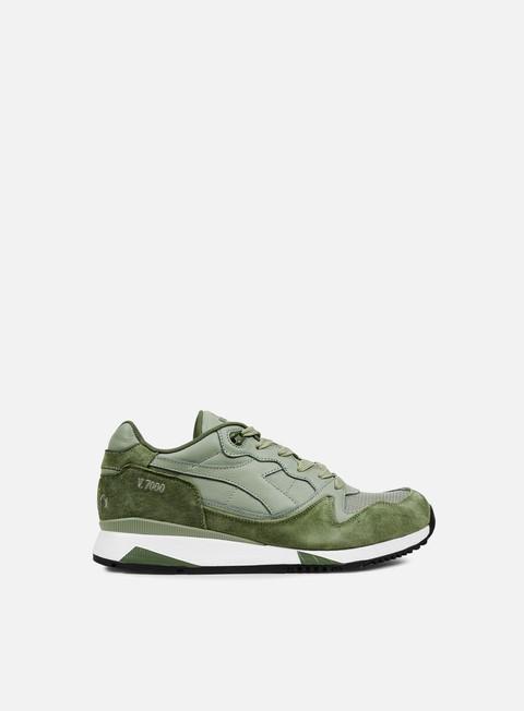 sneakers diadora v7000 italia tea olivine