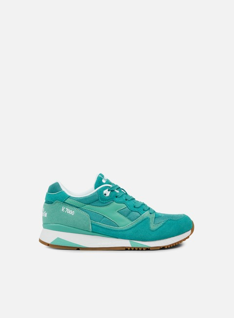 sneakers diadora v7000 nyl acqua green