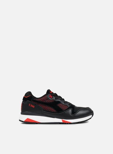sneakers diadora v7000 samurai black