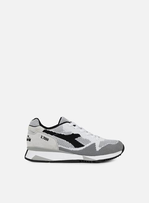 sneakers diadora v7000 weave black