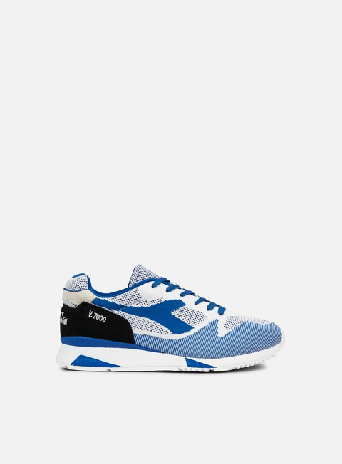 sneakers diadora v7000 weave white princess blue black