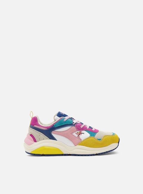 Low Sneakers Diadora Whizz Run Pink Panther