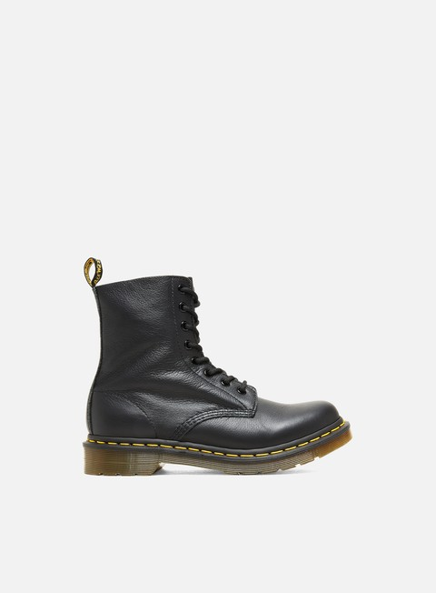 Winter Sneakers and Boots Dr. Martens WMNS 1460 Pascal Virginia Leather