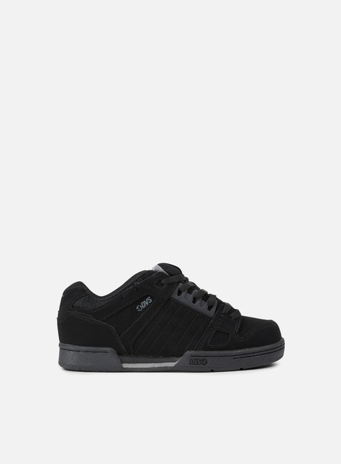 sneakers dvs celsius black black