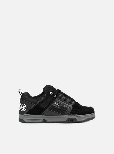 sneakers dvs comanche black black