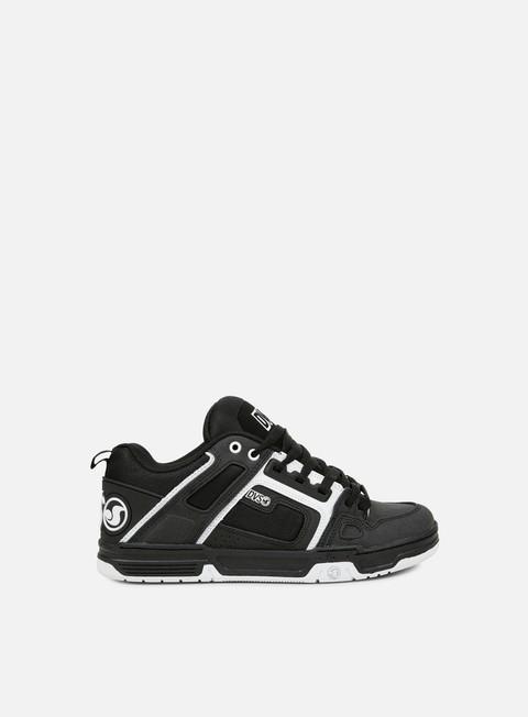 sneakers dvs comanche black black white