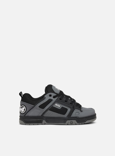 sneakers dvs comanche black charcoal