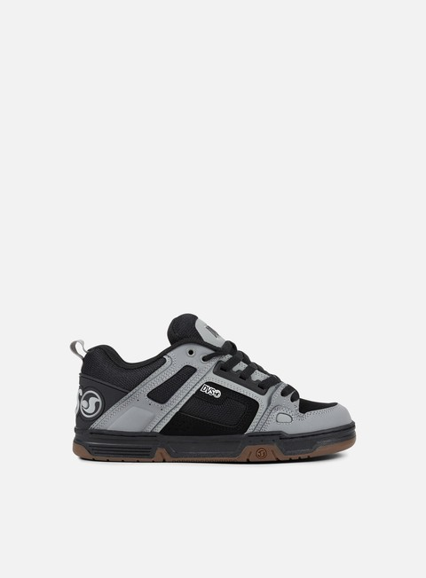 sneakers dvs comanche black grey