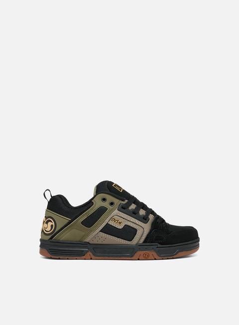 sneakers dvs comanche brindle burnt olive