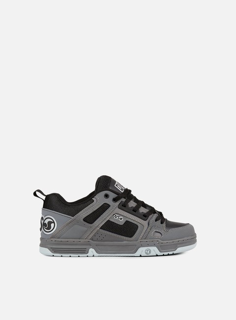 sneakers dvs comanche charcoal black