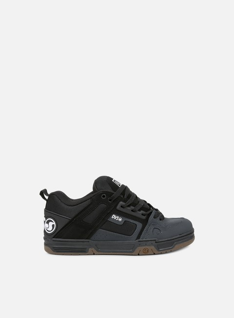 sneakers dvs comanche grey black white