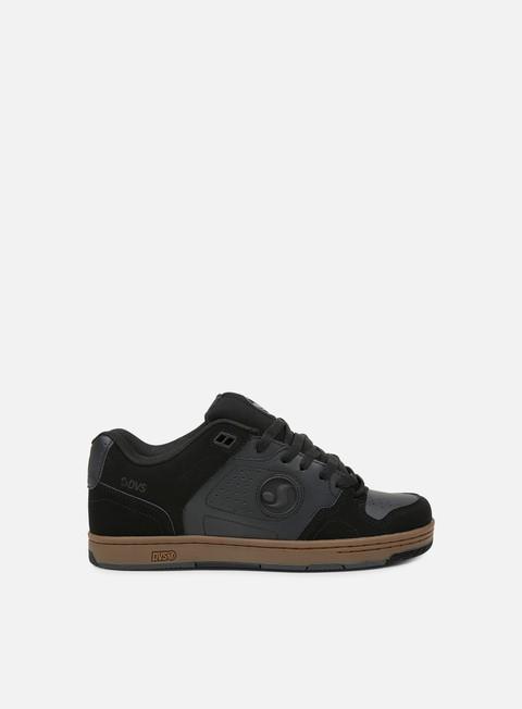 sneakers dvs discord black gum