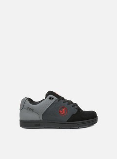DVS - Discord, Grey/Black/Red 1