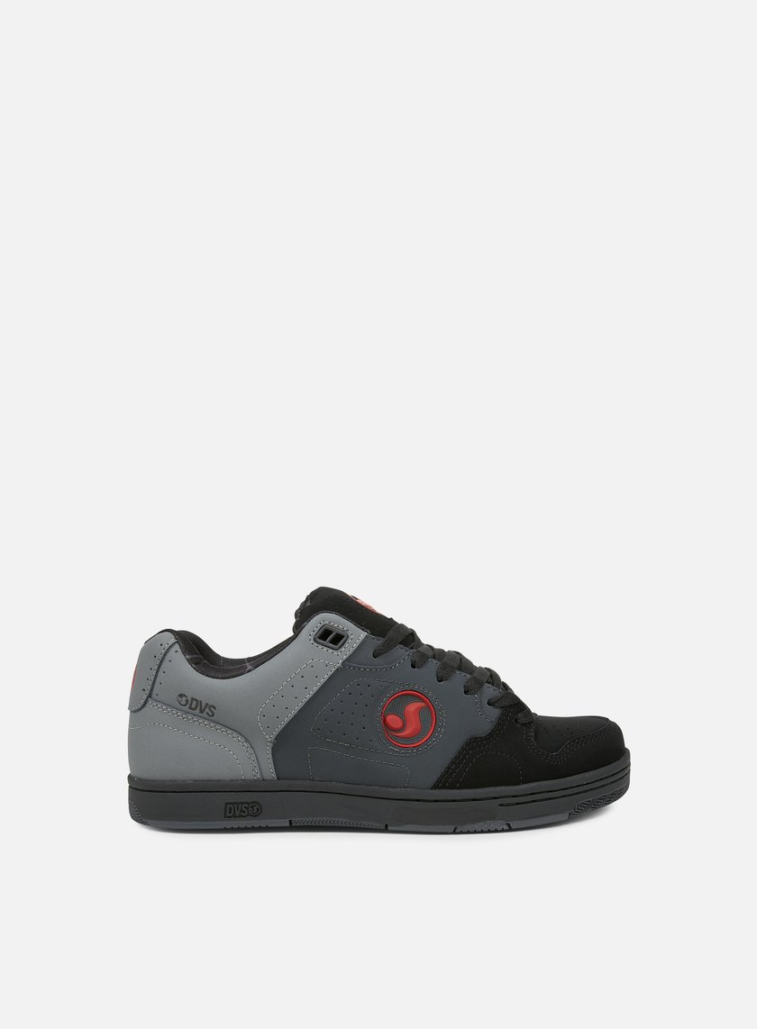 DVS - Discord, Grey/Black/Red