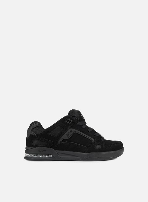 sneakers dvs drone black