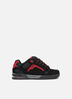 DVS - Drone, Black/Red
