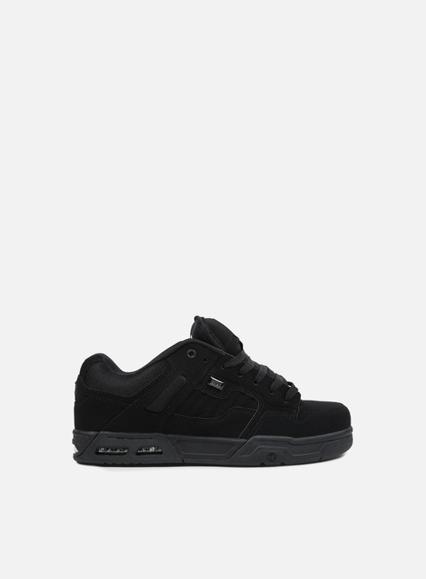 sneakers dvs enduro heir black black nubuck