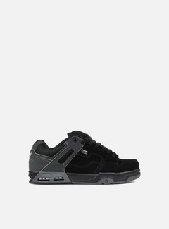 DVS - Enduro Heir, Black/Grey/Nubuck 1