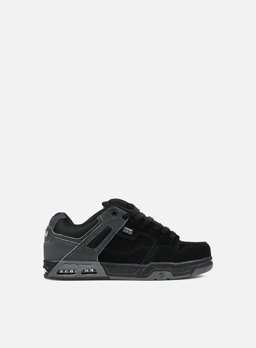 DVS - Enduro Heir, Black/Grey/Nubuck