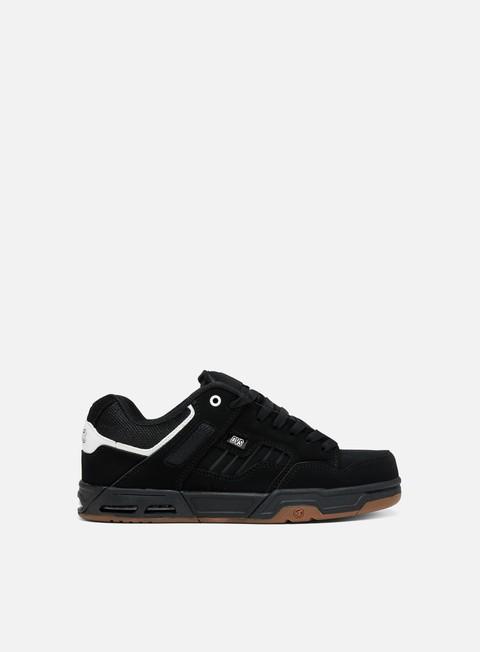 sneakers dvs enduro heir black white
