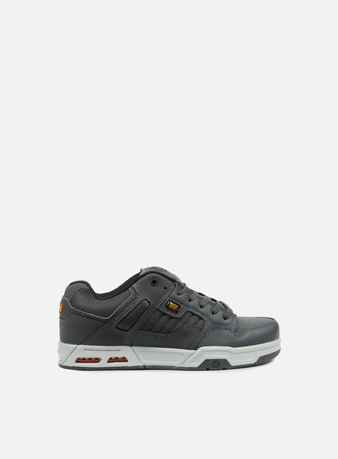 sneakers dvs enduro heir grey orange gunny