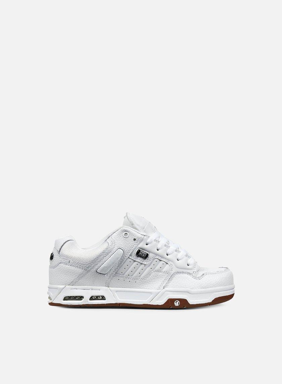 DVS - Enduro Heir, White/White/Gum