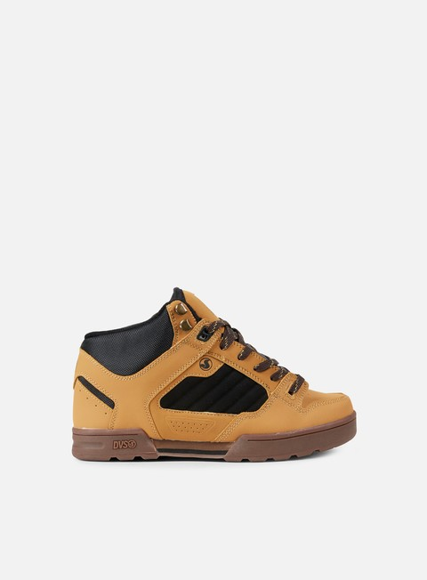 High Sneakers DVS Militia Boot