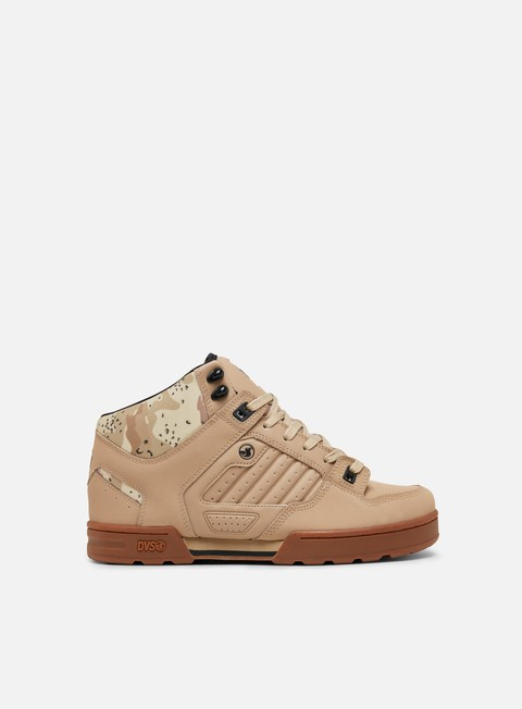 Outlet e Saldi Sneakers Basse DVS Militia Boot