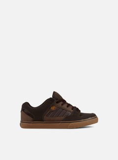 DVS - Militia CT, Brown/Gum Nubuk