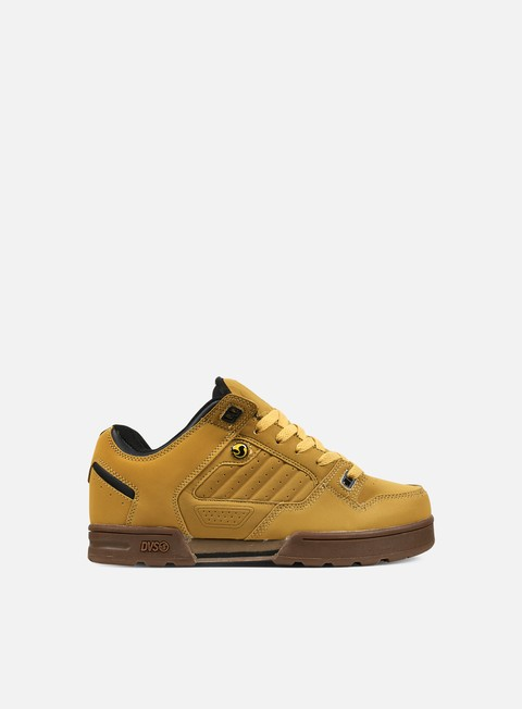 sneakers dvs militia snow tan
