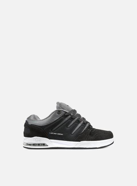 sneakers dvs tycho grey grey white