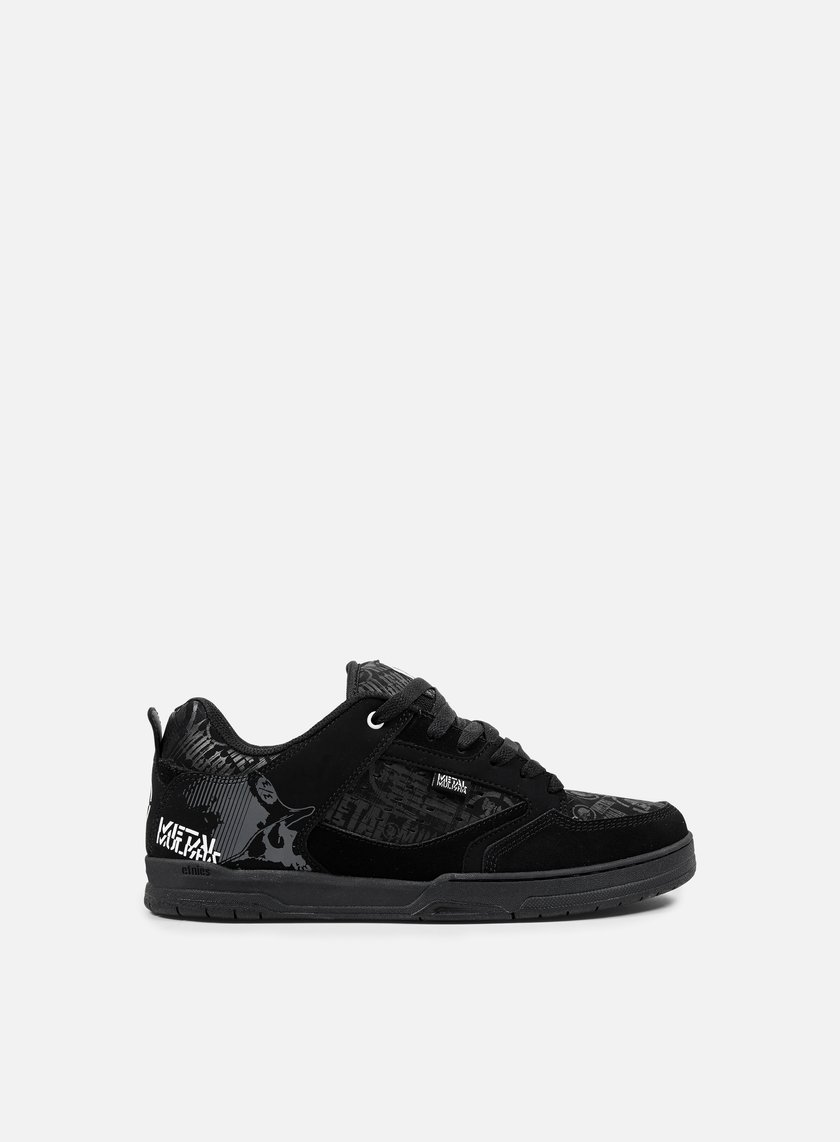 Etnies - Metal Mulisha Cartel, Black/Black/White