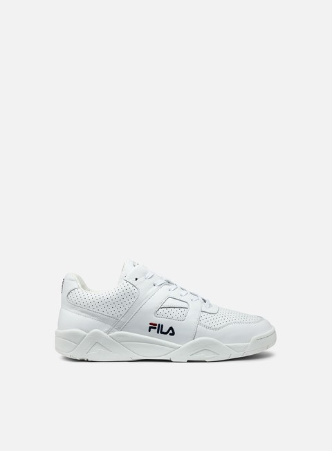 sneakers fila cedar low white