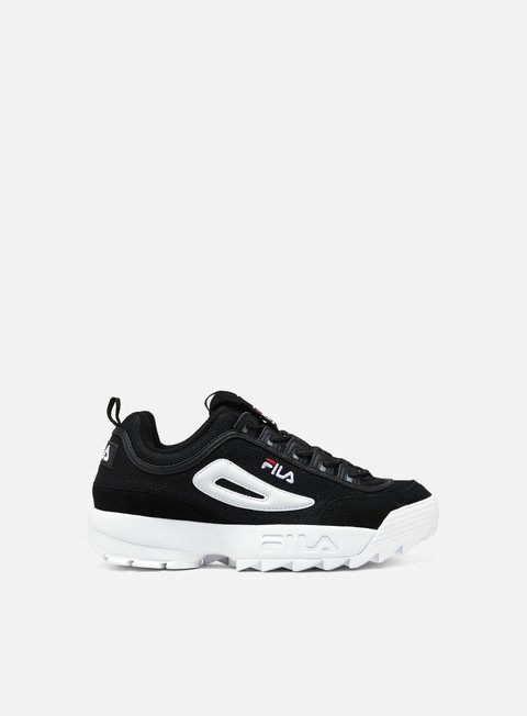 Outlet e Saldi Sneakers Basse Fila Disruptor Mesh Low